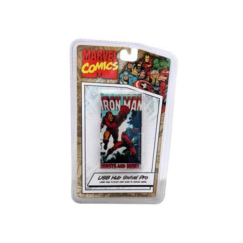 Marvel HUB Swivel Pro Iron Man