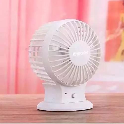 Joyroom Mini USB Fan Summer - White