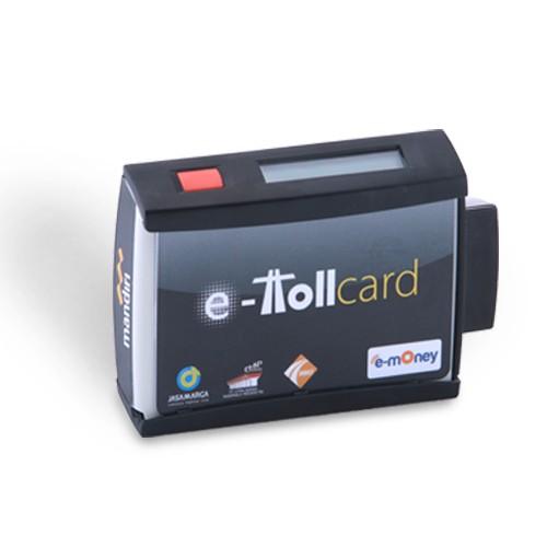 Mandiri eToll Pass for GTO (Gerbang Tol Otomatis)