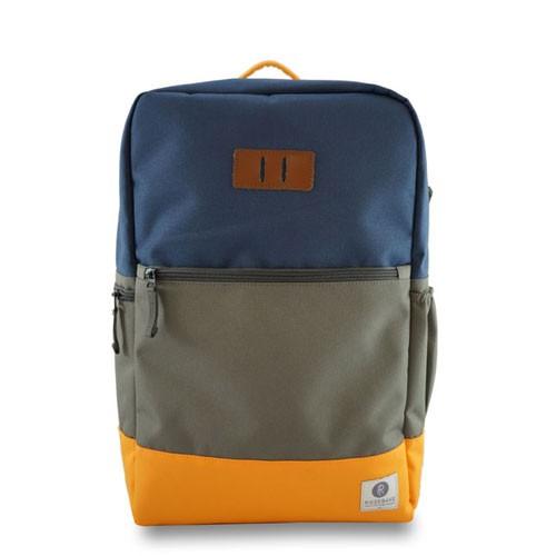 Ridgebake Backpack Neville - Navy & Army & Orange