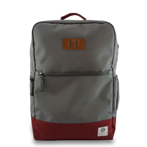 Ridgebake Backpack Neville - Charcoal & Maroon