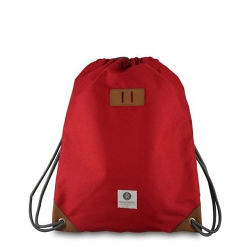 Ridgebake Gym Bag Rich Pauli - Red
