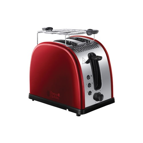 Russell Hobbs Legacy Toaster  2SL - Red