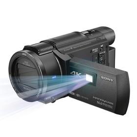 Sony 4K Handycam with Built