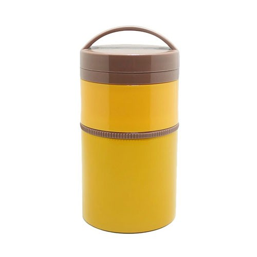 Skater Lunch Jar LJLRT4 - Yellow