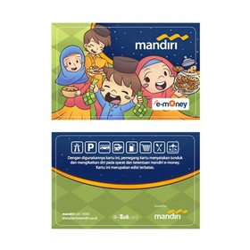 Mandiri e-Money Edisi Spesi