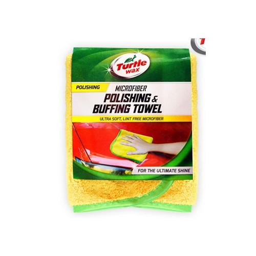 Turtle Wax Microfiber Polishing And Buffing Towel - TWA119