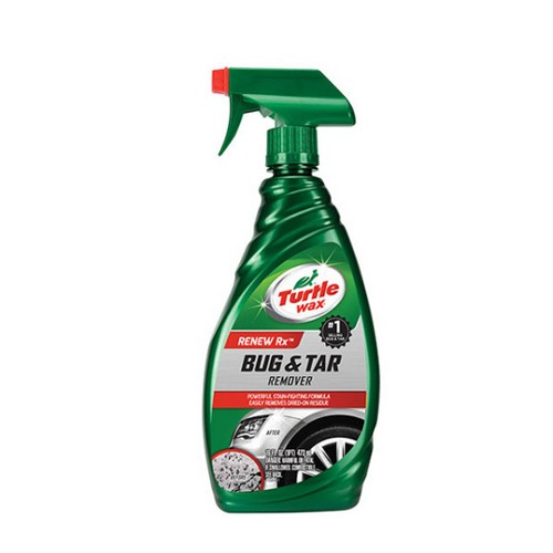 Turtle Wax Bug and Tar Remover Spray - 473 ml