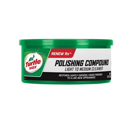 Turtle Wax Polishing Compound  & Scratch Remover 298 gr