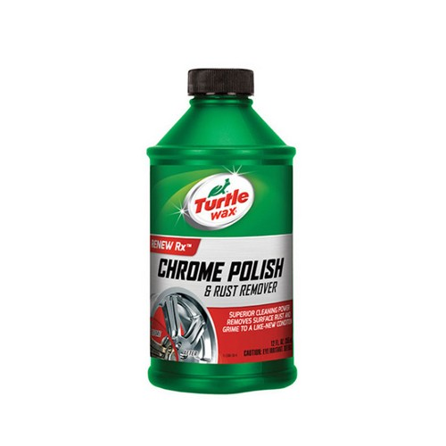 Turtle Wax Liquid Chrome Polish 355 ml
