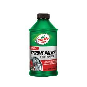 Turtle Wax Liquid Chrome Po