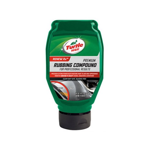 Turtle Wax Premium Grade Liquid Rubbing Compound 532 ml