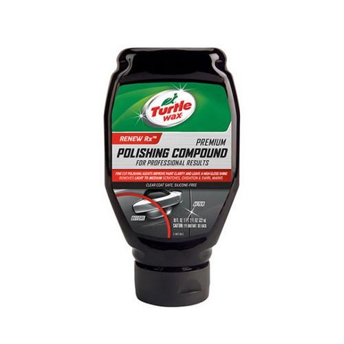 Turtle Wax Premium Grade Liquid Polishing Compound 532 ml