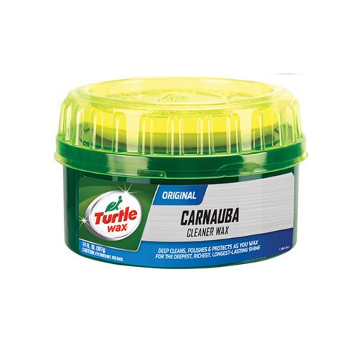Turtle Wax Carnauba Paste Cleaner Wax 397 gr