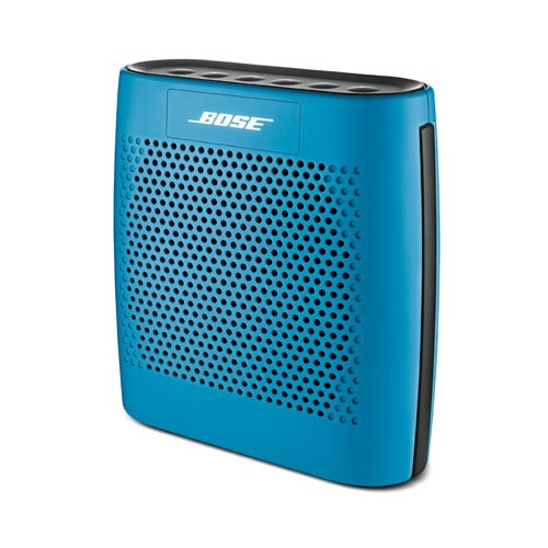 Bose Bluetooth Speaker SoundLink Color - Blue