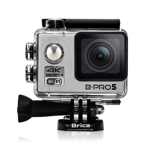 Brica B-Pro 5 Alpha Edition Mark II 4K - Silver