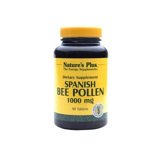 Natures Plus Bee Pollen - 1000 Mg