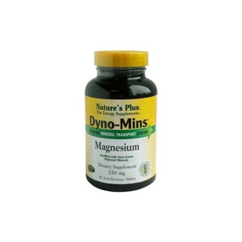 Natures Plus Dynomins Magnesium - 250 Mg