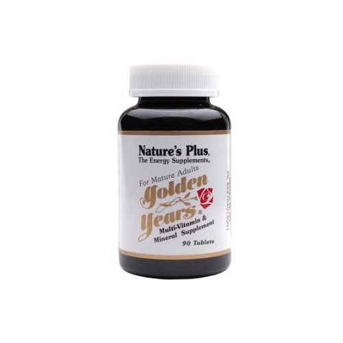Natures Plus Golden Years - 90 Tablets