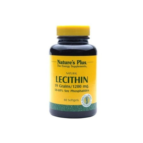 Natures Plus Lechitin - 1200 Mg