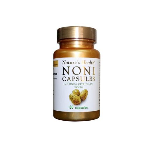 Natures Health Noni - 500 Mg