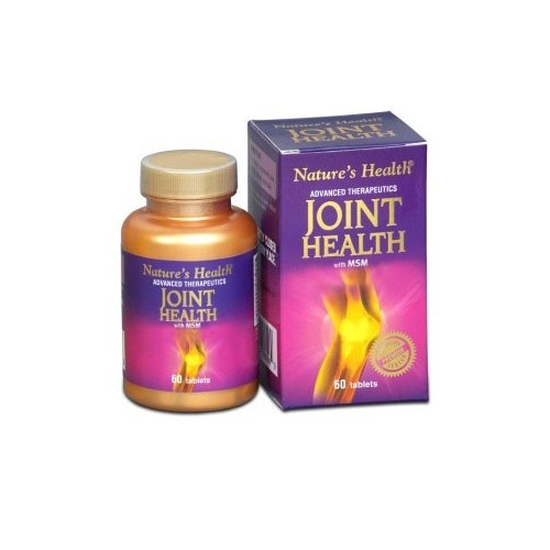 Natures Health Joint Health - 60 Tabs