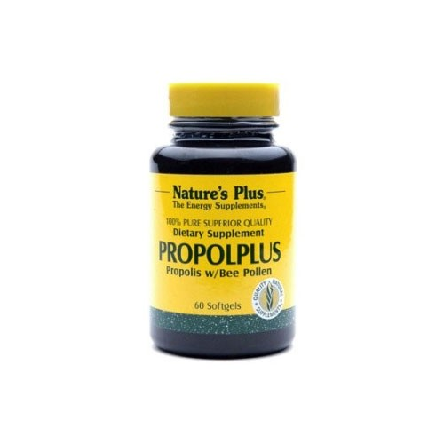 Natures Plus Propol Plus - 60 Softgels