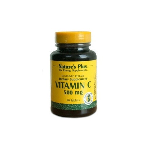 Natures Plus Vitamin C Sustained Release - 500 Mg