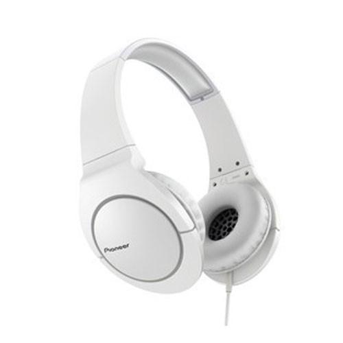 Pioneer Headphone SE MJ741 W - White