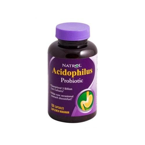 Natrol Achidophilus - 100 Mg