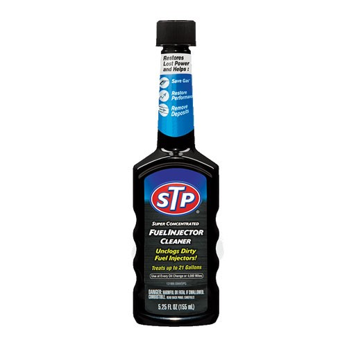 STP Super Concentrated Fuel Injector Cleaner ST-00506 - 155ml