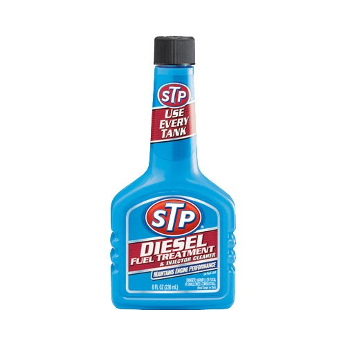 STP Diesel Fuel Treatment and Injector Cleaner ST-3008 - 236ml