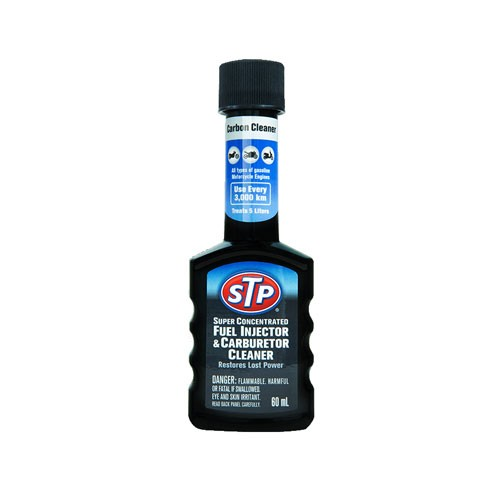 STP Super Concentrated Fuel Injector & Carburetor Cleaner ST-2088 - 155ml