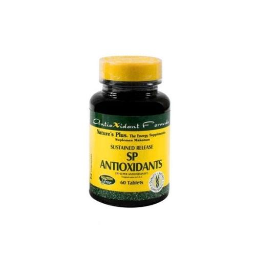 Natures Plus SP Antioxidant - 60 Tablets