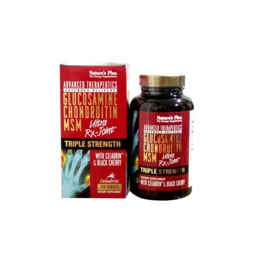 Natures Plus Ultra RX Joint Triple Strength - 120 Tablets