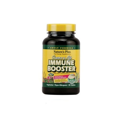 Natures Plus Sol Adult Immune Booster - 90 Tablets