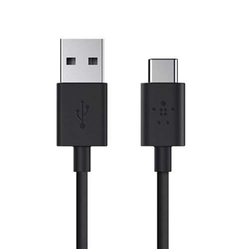 Belkin USB-A to USB-C Charge Cable 1.8M - Black