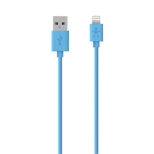 Belkin Lightning to USB Cable 1.2M - Blue