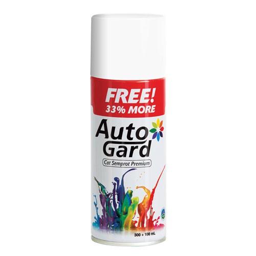 AutoGard 14 Flat White