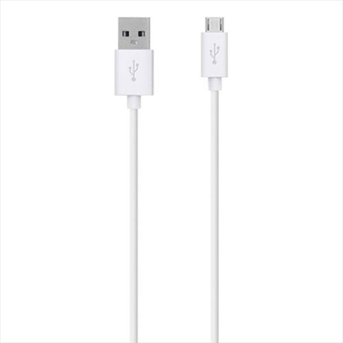 Belkin Charge/Sync Cable Micro USB 1.2M - White