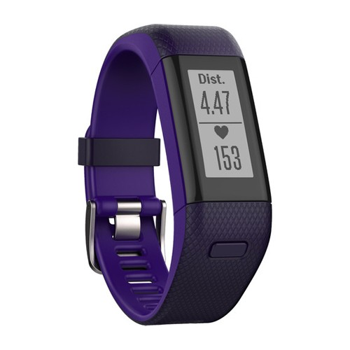 Garmin vivosmart HR+ Activity Tracker - Purple