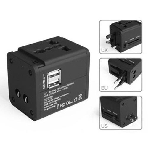 Avantree AC Travel Adapter & USB  International Charger