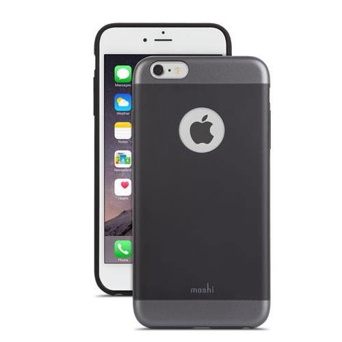 Moshi iGlaze Case for iPhone 6/6s Plus - Black
