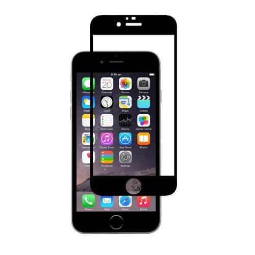 Moshi iPhone 6 Plus iVisor Glass - Black MS-99MO075008