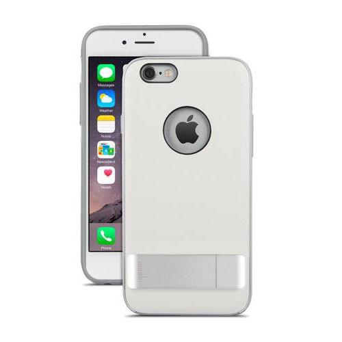 Moshi iGlaze Kameleon Case for iPhone 6/6s - White
