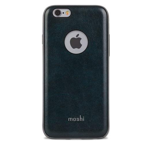 Moshi iGlaze Napa Case for iPhone 6/6s Plus - Black