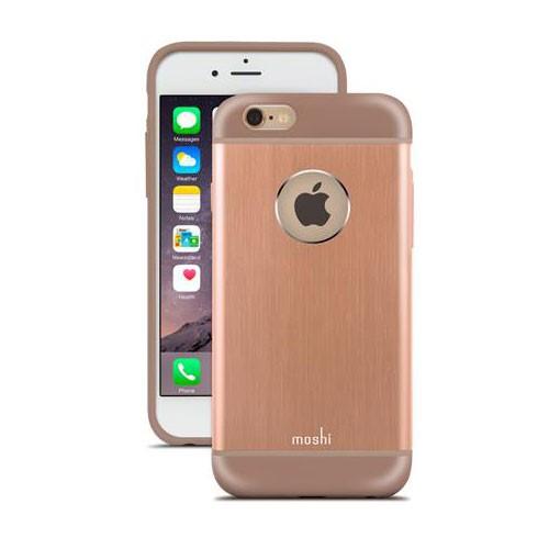Moshi iGlaze Armour Case for iPhone 6/6s - Sunset Copper