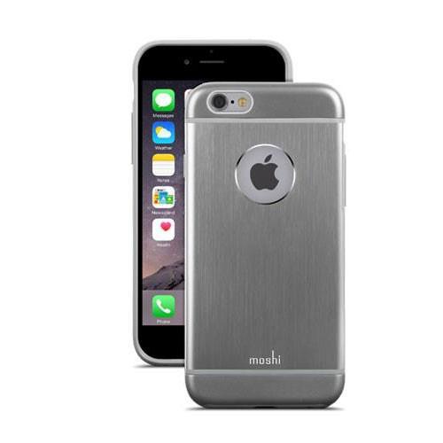 Moshi iGlaze Armour Case for iPhone 6/6s - Gray