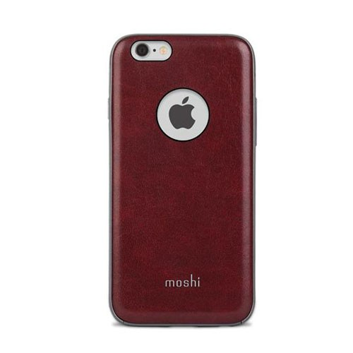 Moshi iGlaze Napa Case for iPhone 6/6s - Red