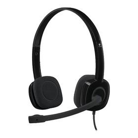 Logitech Stereo Headset - H